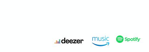 Deezer, Amazon Music, Spotify